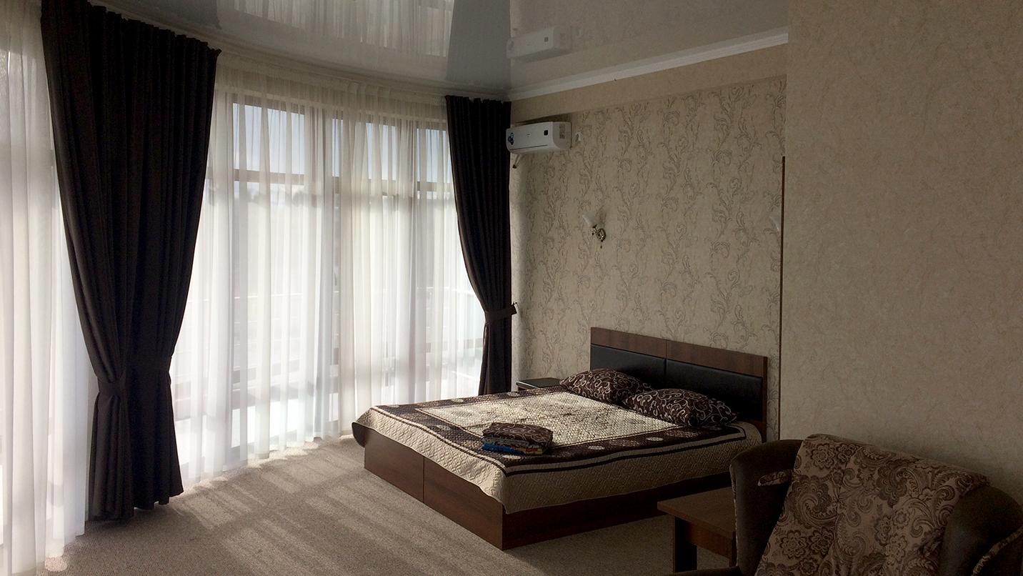 Отель_Qirim_Крым_номер